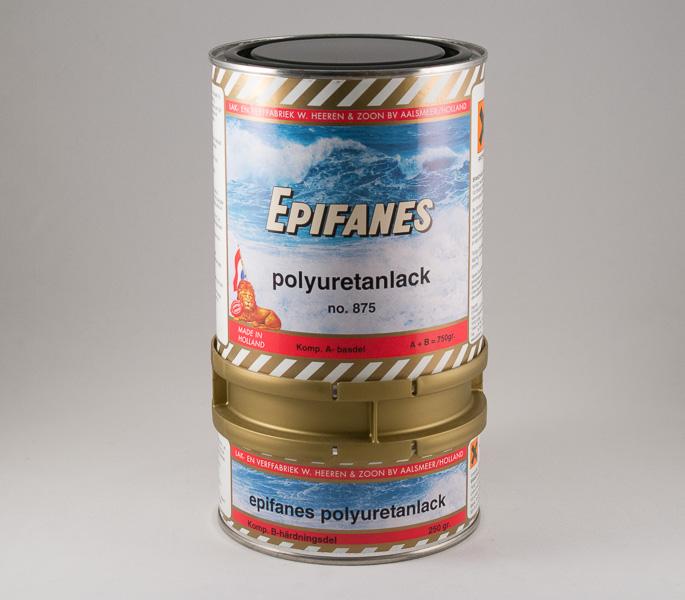 polyuretanlack-farg