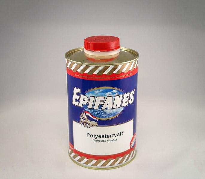 polyestertvätt