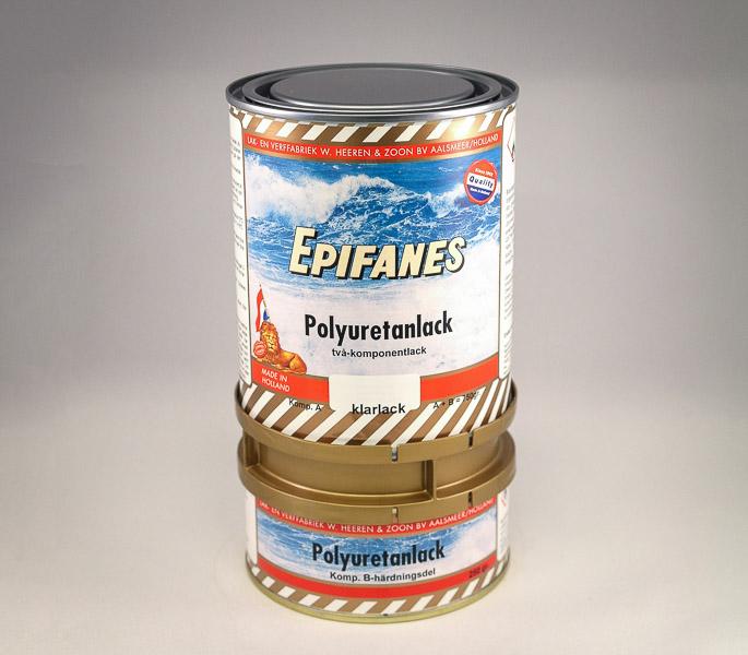 polyuretanlack klar
